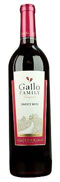 Gallo Family Vineyards Sweet Red